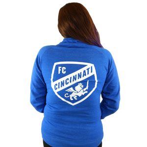 FC Cincinnati Women's Cowl Neck Sweatshirt
