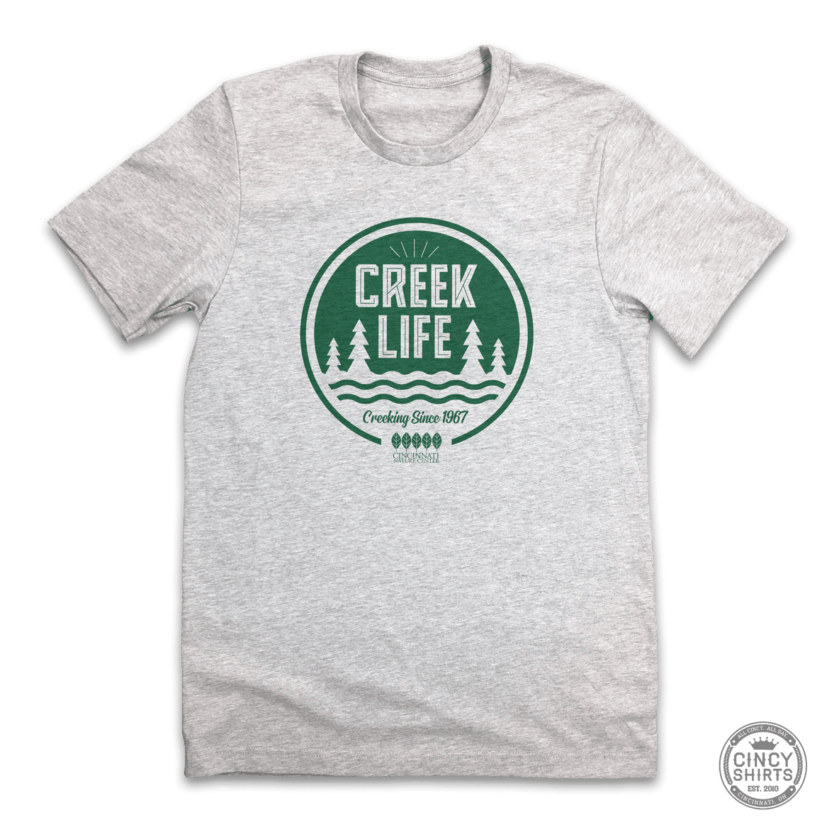 Creek Life - Cincy Shirts