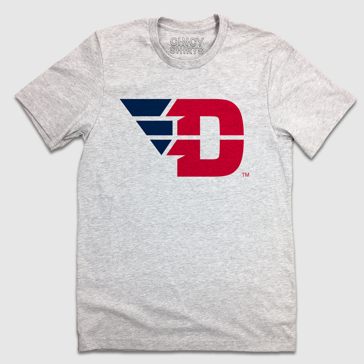 """D"" Dayton Logo - Cincy Shirts"