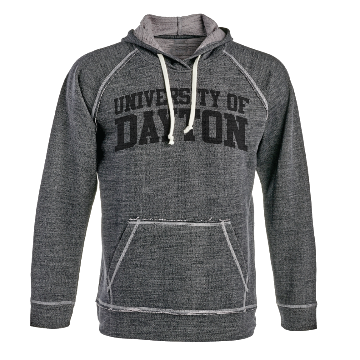 University of Dayton  NCAA Shore French Terry Lapover Hoodie - Cincy Shirts