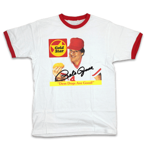 """Dem Dogs Are Good!"" - Pete Rose T-shirt"