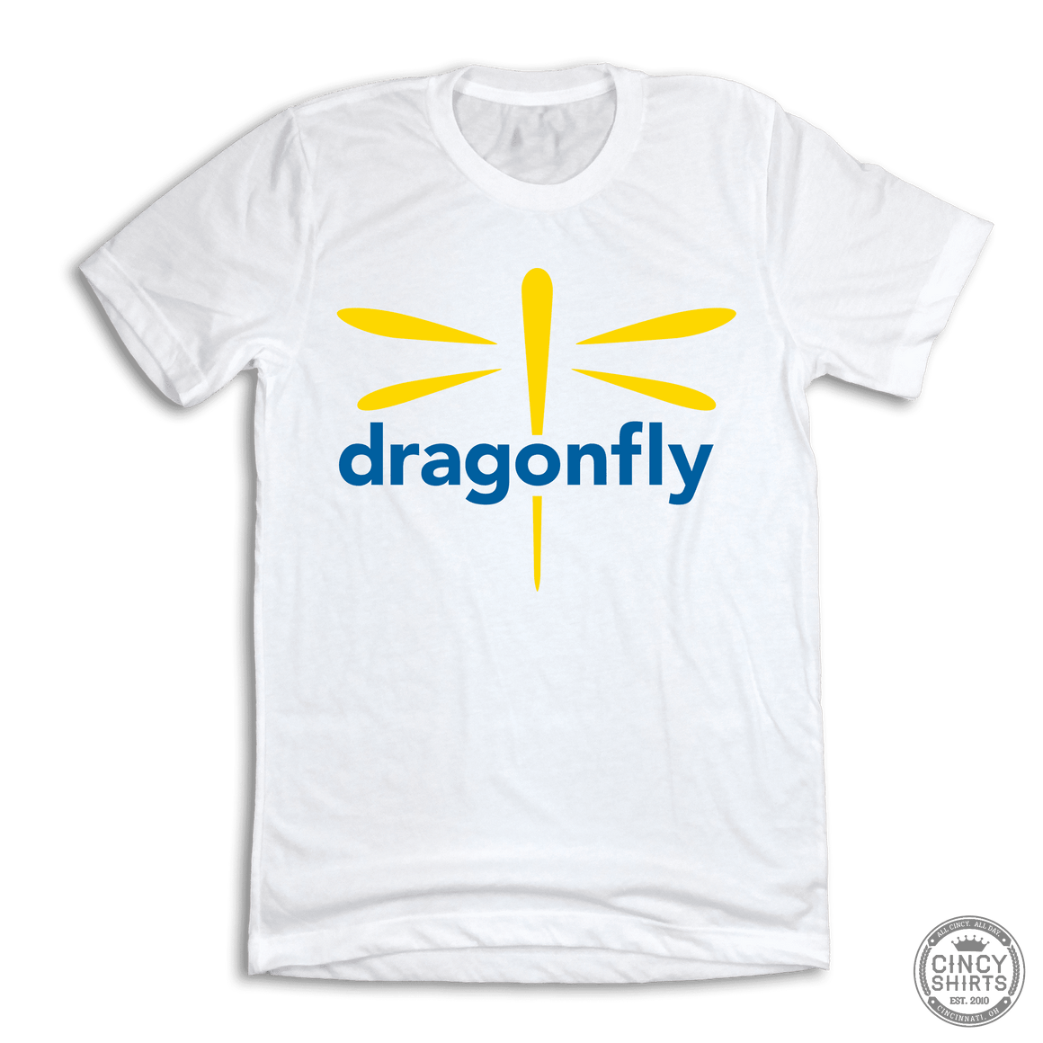 Dragonfly Foundation Logo - Cincy Shirts