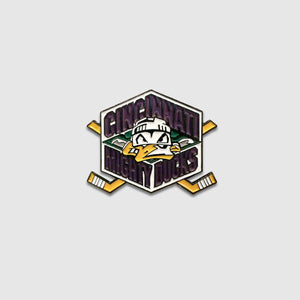 Quack Pack #2 - Mighty Ducks Tee & Accessories Gift Pack - Cincy Shirts