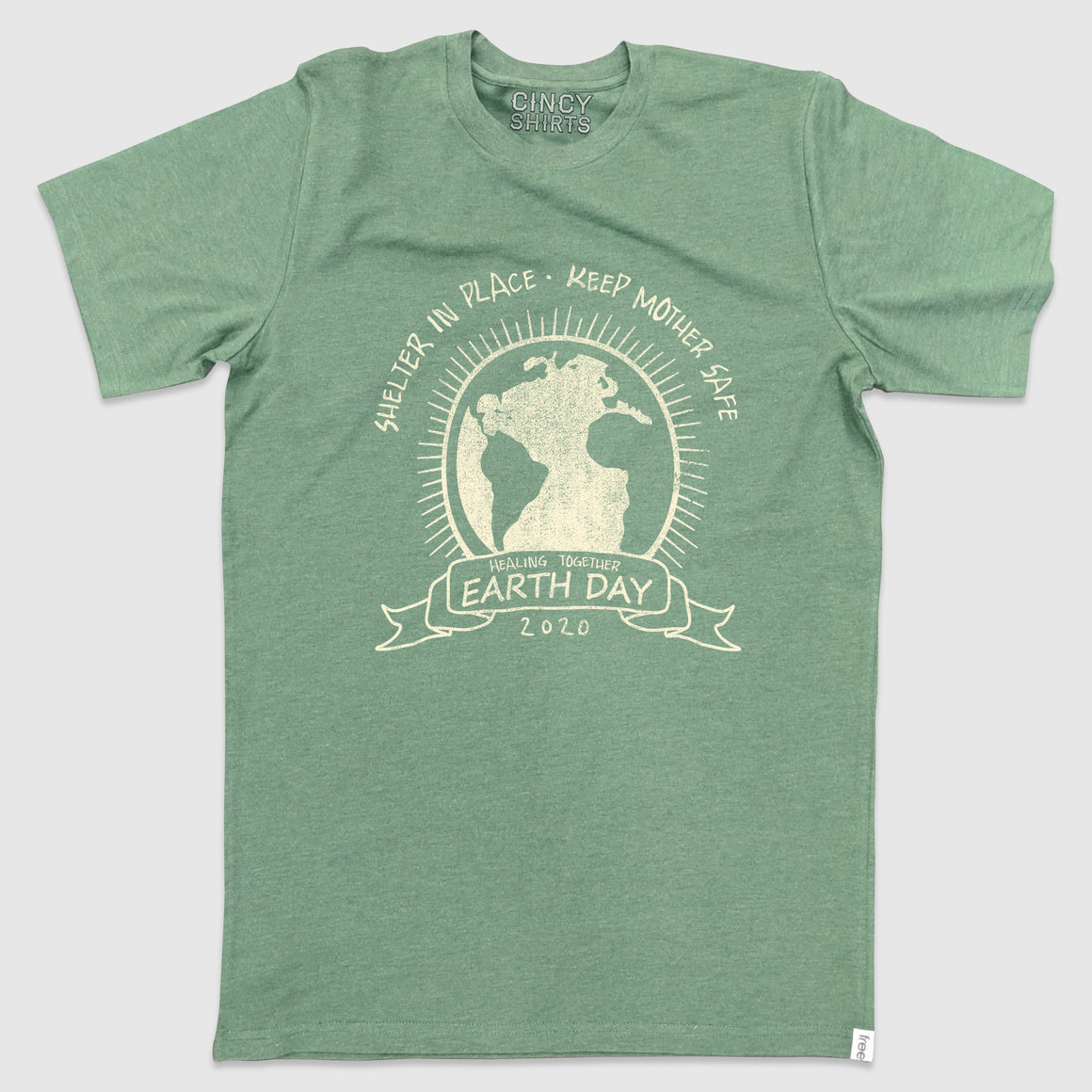 Mother Earth Day 2020 - Cincy Shirts