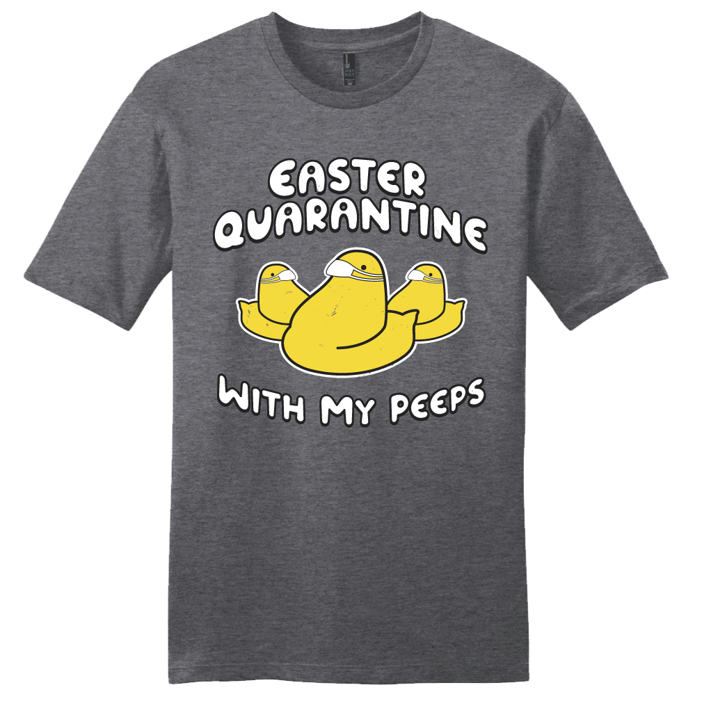 Easter Quarantine - Cincy Shirts