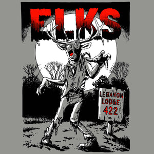 Lebanon Elks Lodge Zombie