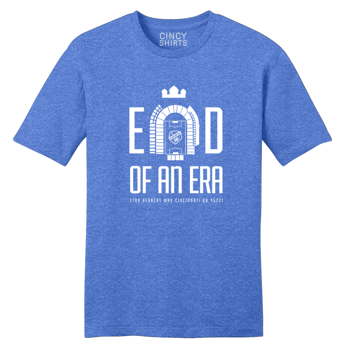 FC Cincinnati End of an Era - Cincy Shirts