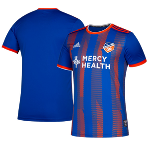 Men's FC Cincinnati Primary Jersey Official