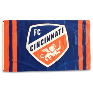 FC Cincinnati Primary Shield Flag