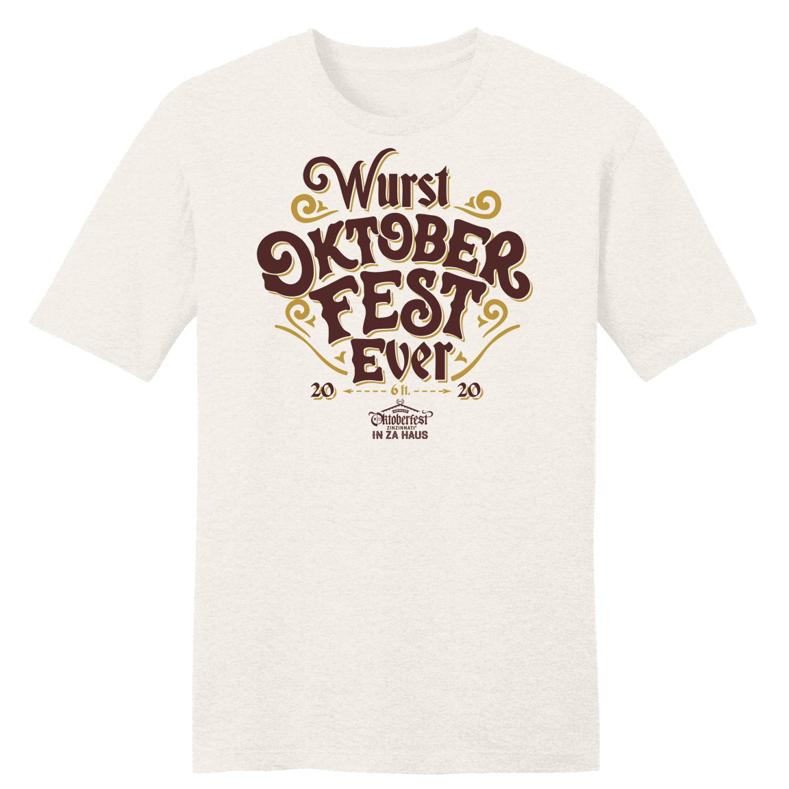 Wurst Oktoberfest Ever - Cincy Shirts