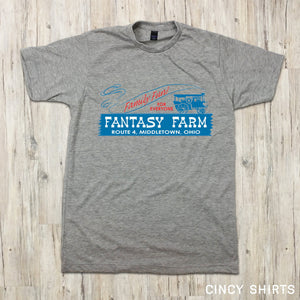 Fantasy Farm Family Fun T-shirt