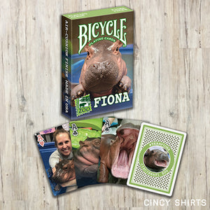 Fiona Deck of Cards full set