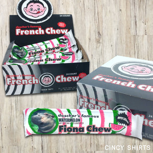 Team Fiona French Chew Candy