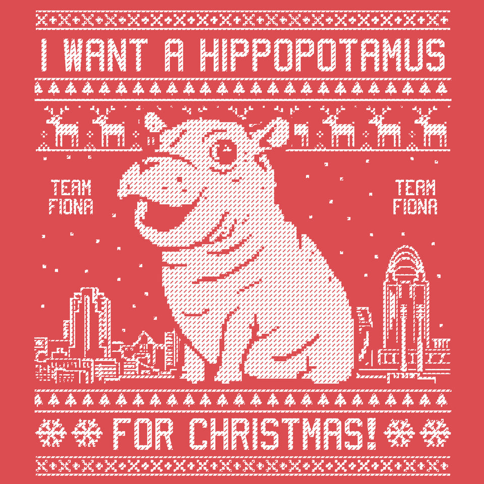 Fiona Christmas Tee - Cincy Shirts