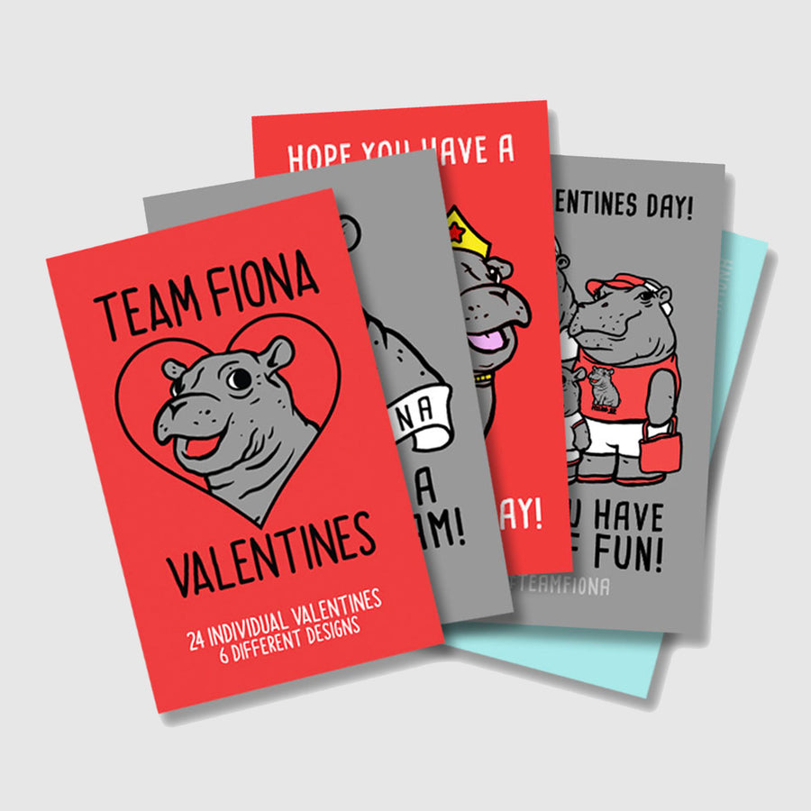 Fiona Valentine's Day Cards