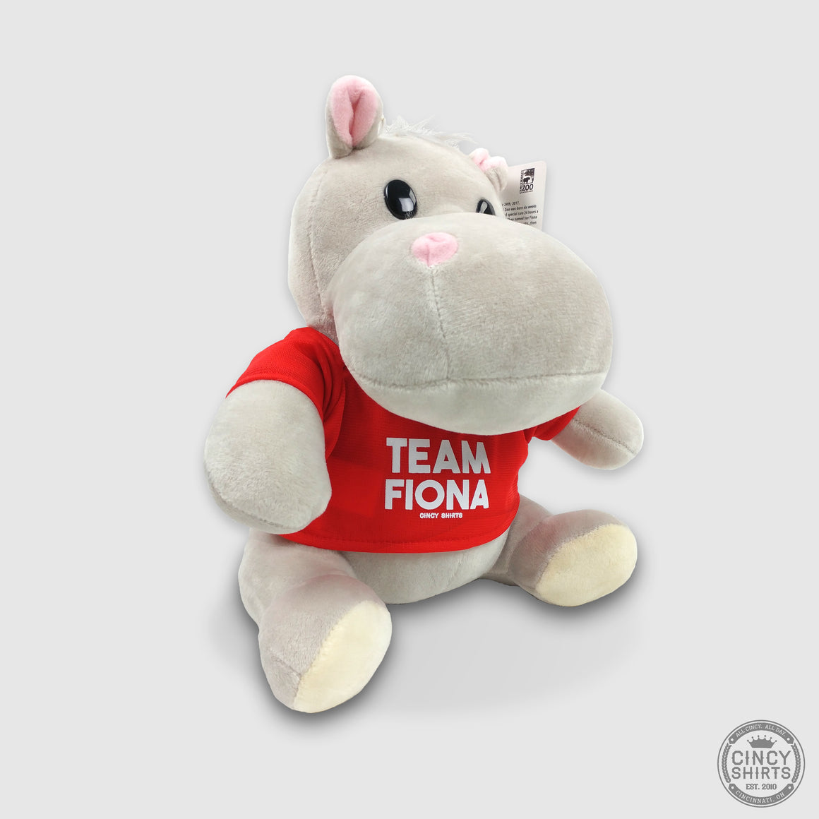 Team Fiona Plush - Cincy Shirts