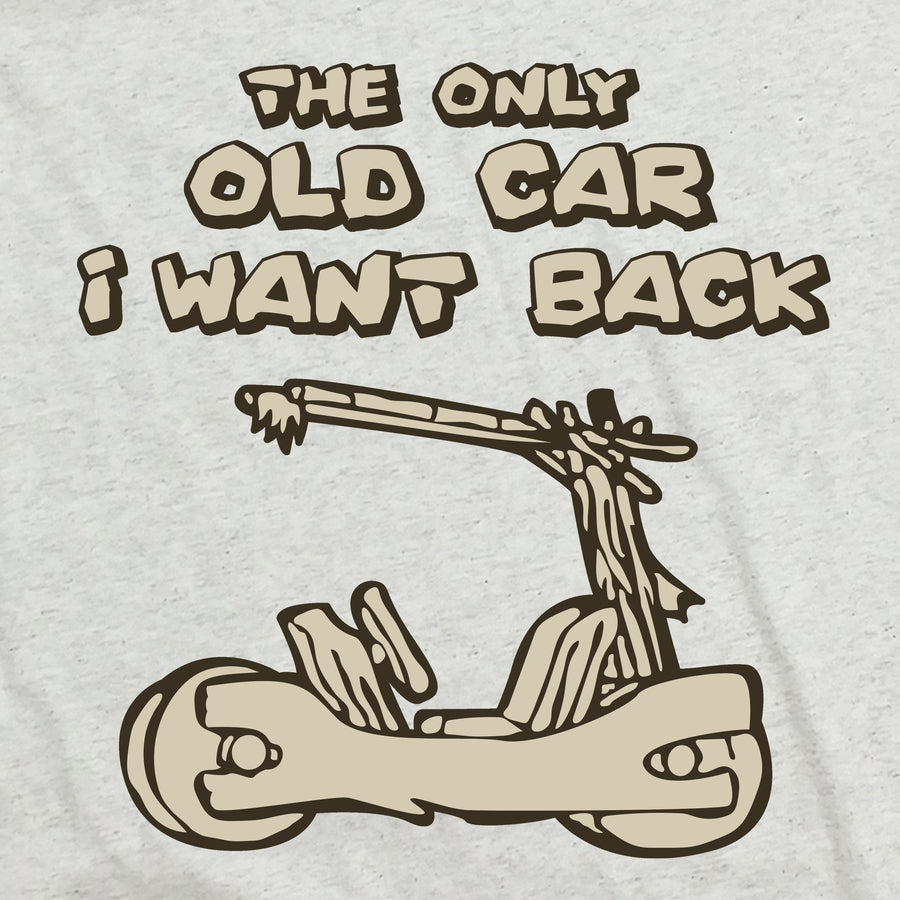 I Want the Flintstone's Car T-shirt