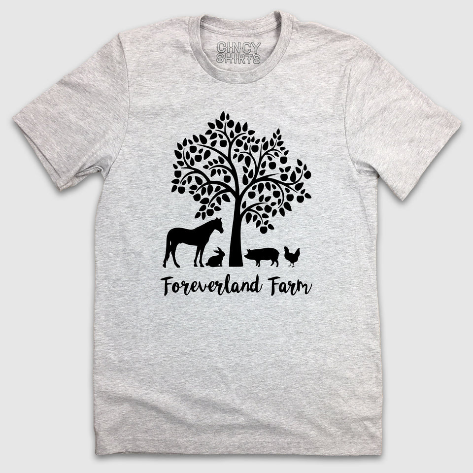 Foreverland Farm - Cincy Shirts