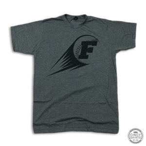 Foster's Force Baseball Logo - Online Exclusive