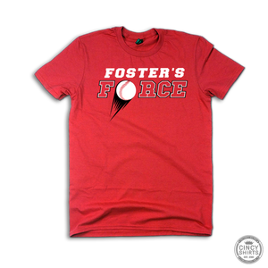 Foster's Force Baseball - Online Exclusive - Cincy Shirts