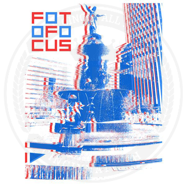 Youth FotoFocus 3D Fountain - ONLINE EXCLUSIVE - Cincy Shirts