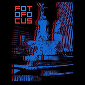 Fotofocus 3D Fountain - Black Youth Garments