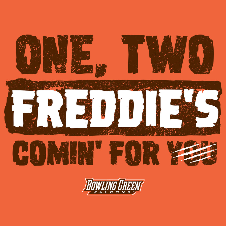 One, Two, Freddie's Coming For You - BGSU - Cincy Shirts