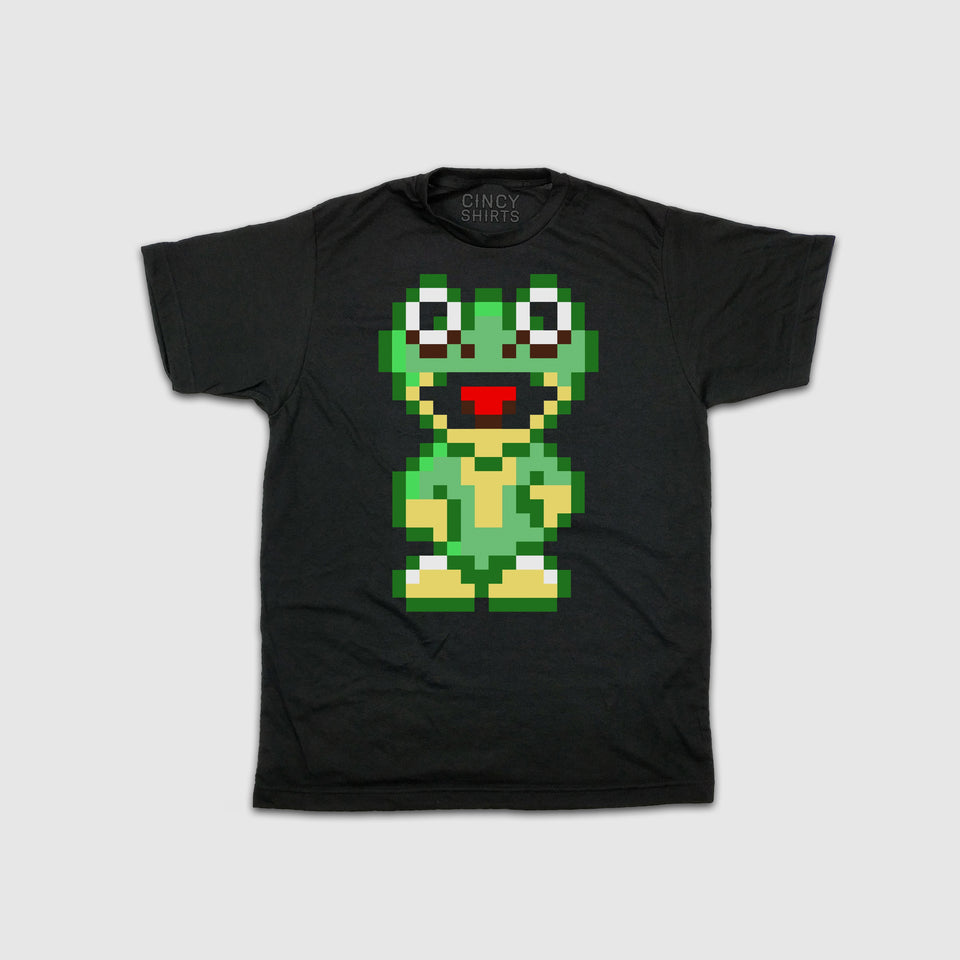 8-Bit Loveland Froggerman - Cincy Shirts