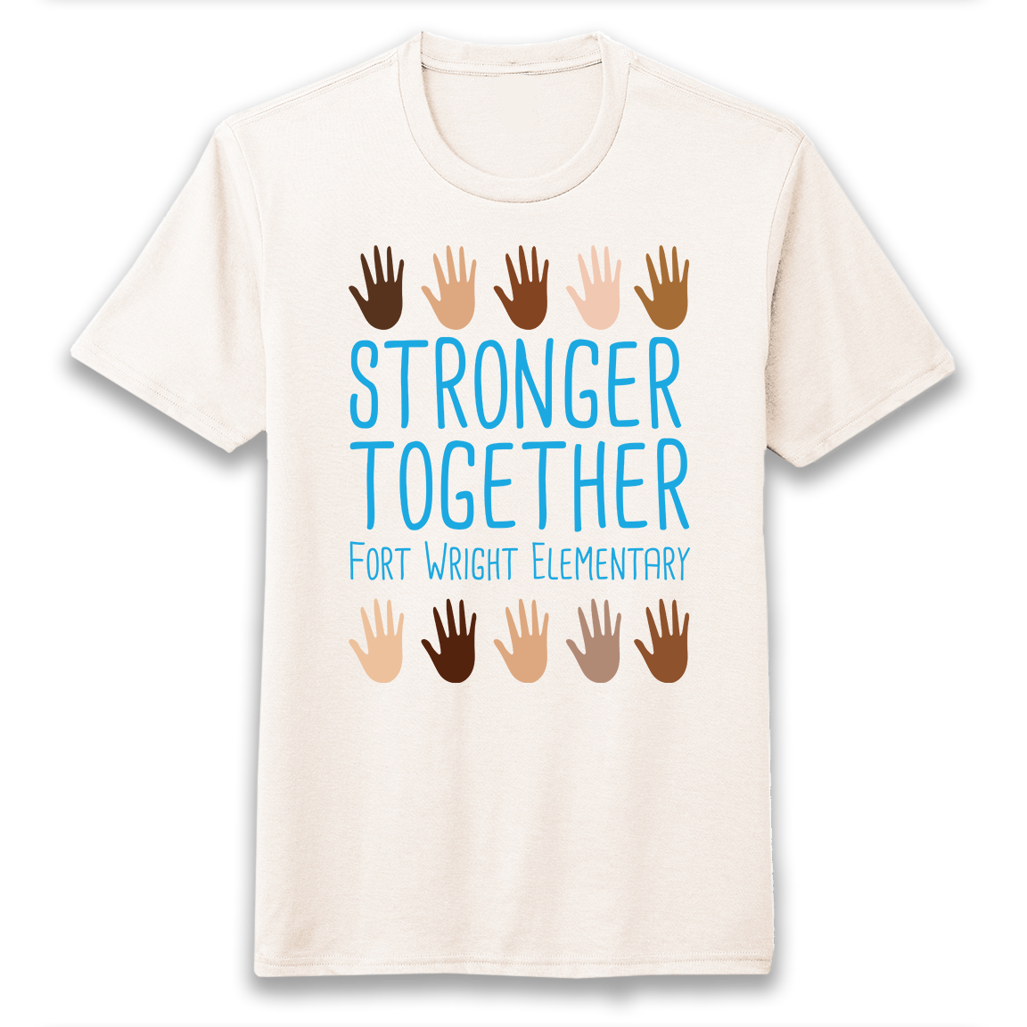 Ft Wright Stronger Together - Cincy Shirts