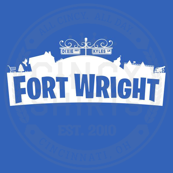 Fort Wright Battle Royale - Cincy Shirts