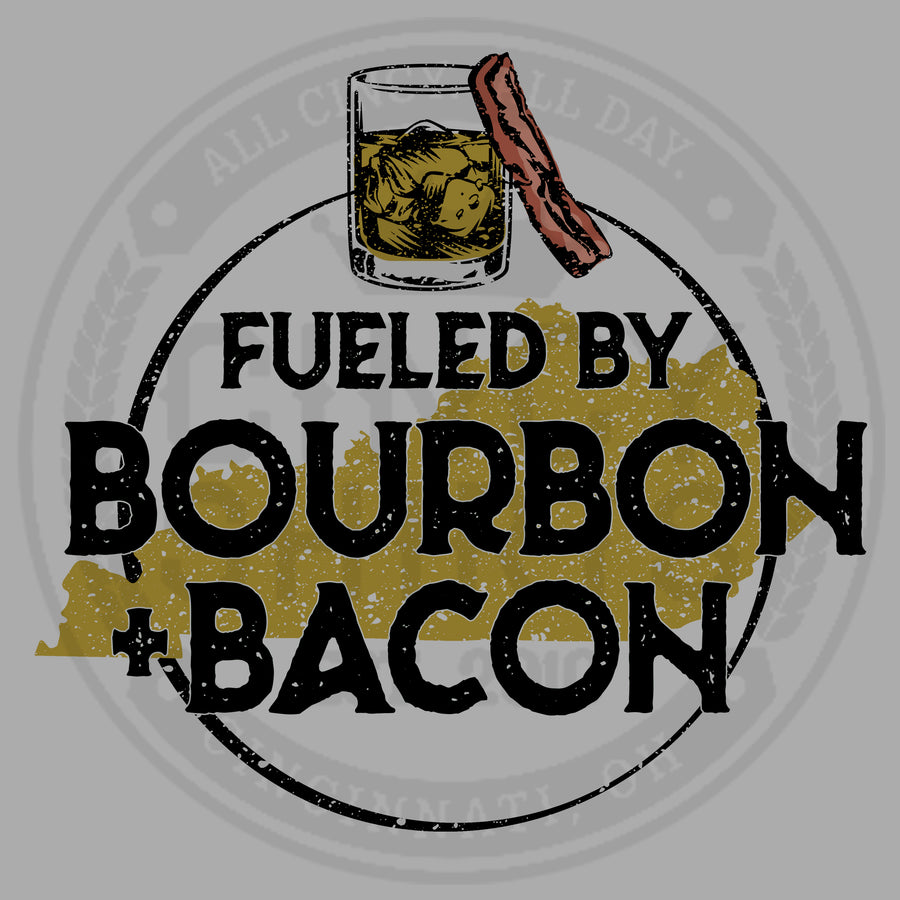 Fueled By Bourbon & Bacon