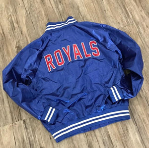 Cincinnati Royals Satin Jacket