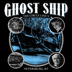 Ghost Ship T-shirt image