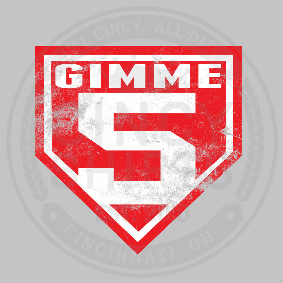 Gimme 5 - Cincy Shirts