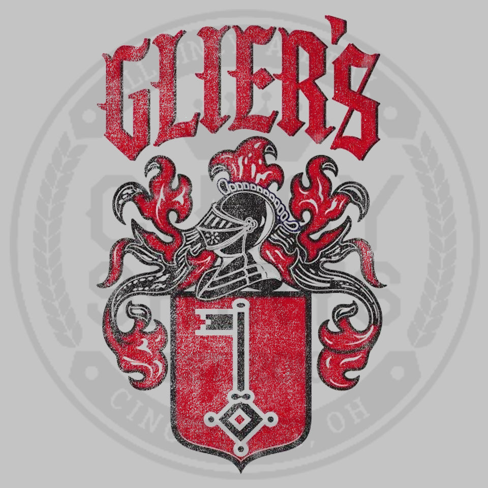 Glier's Goetta - Crest Logo - Adult & Youth Sizes - Cincy Shirts