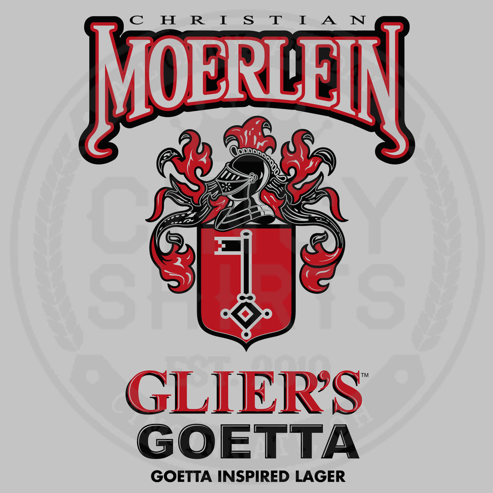 Glier's Goetta Moerlein Beer - Cincy Shirts