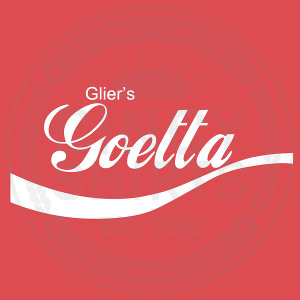 Glier's Goetta Cola Design - ONLINE EXCLUSIVE - Cincy Shirts