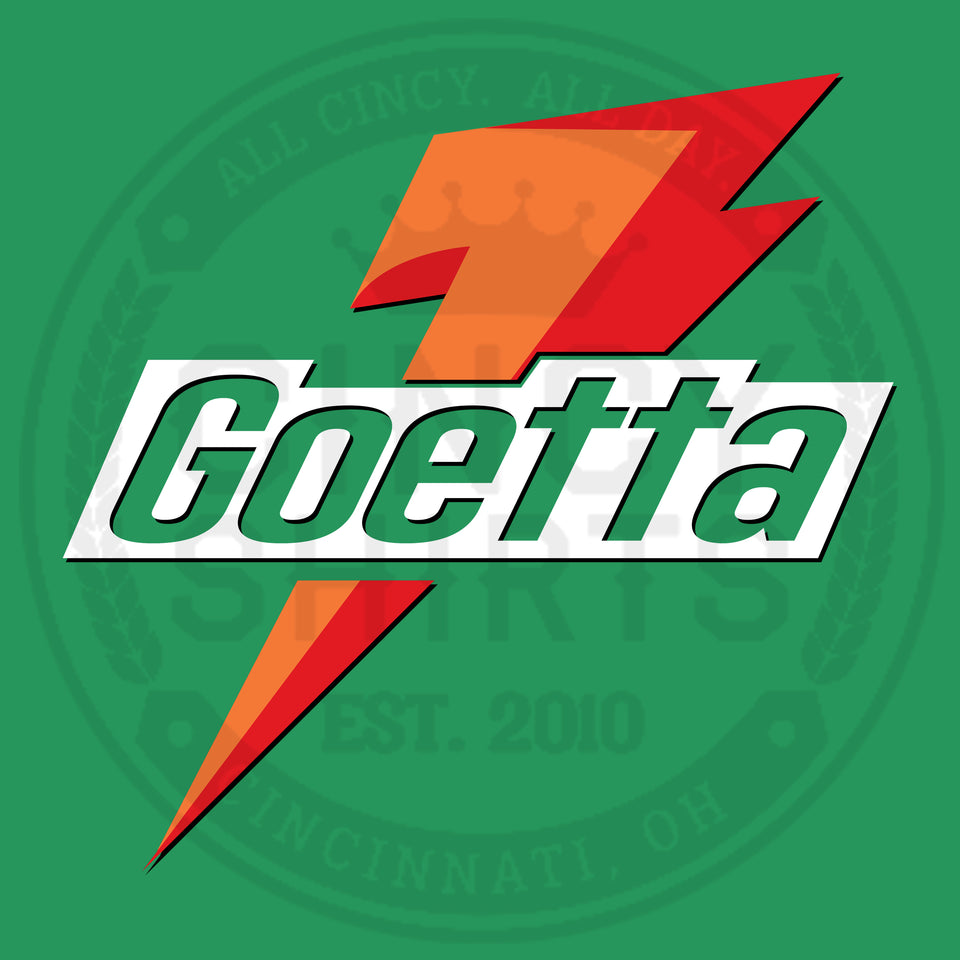 Goetta Sports Drink - Cincy Shirts