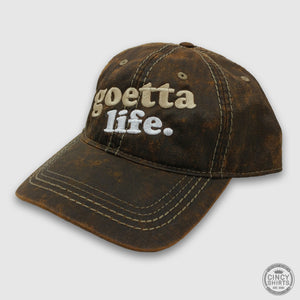 Goetta Life - Curved Bill Hat