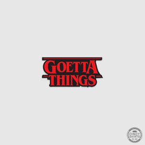 Goetta Things Sticker