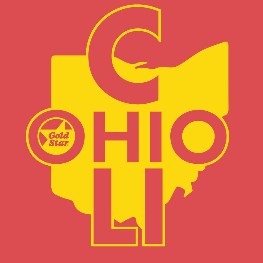 CHILI Ohio - Gold Star Chili - Cincy Shirts