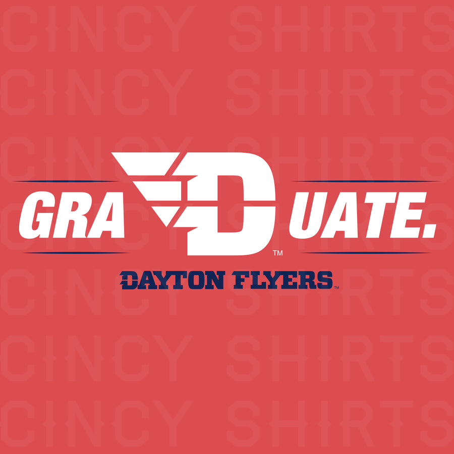 GraDuate - University of Dayton - Cincy Shirts