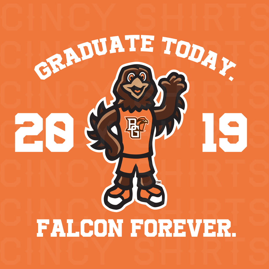 Graduate Today, Falcon Forever
