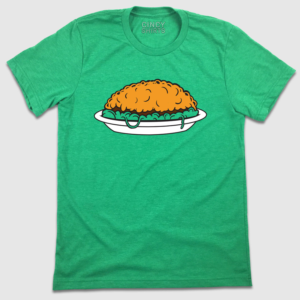 St. Paddy's Green 3-Way Chili - Cincy Shirts