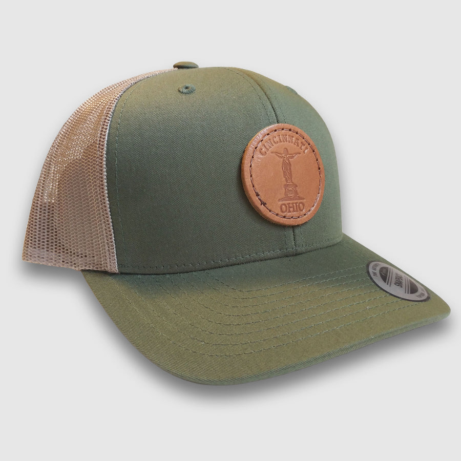 Fountain Patch - Trucker Hat