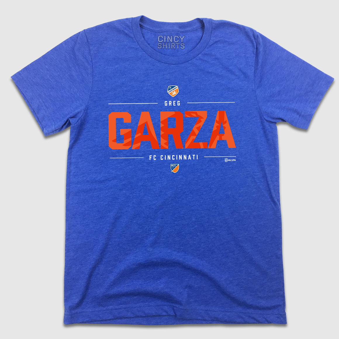 Greg Garza MLS FC Cincinnati T-shirt