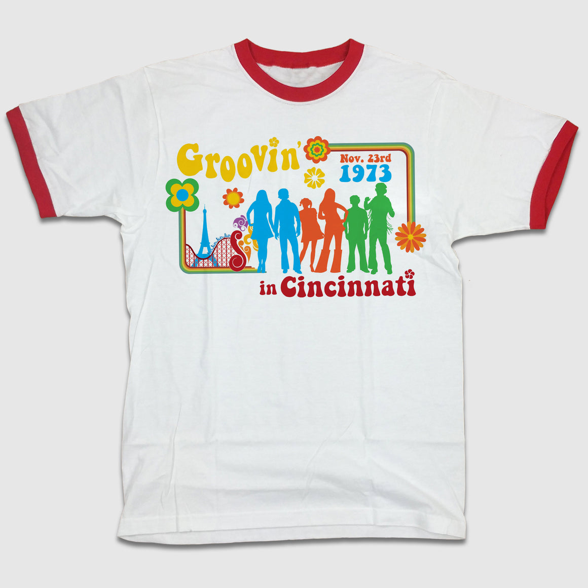 Groovin' In Cincinnati - Cincy Shirts