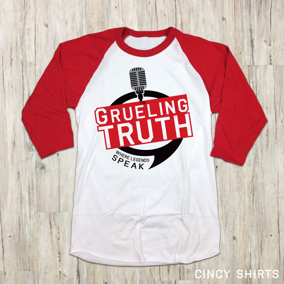 The Grueling Truth Podcast - Cincy Shirts