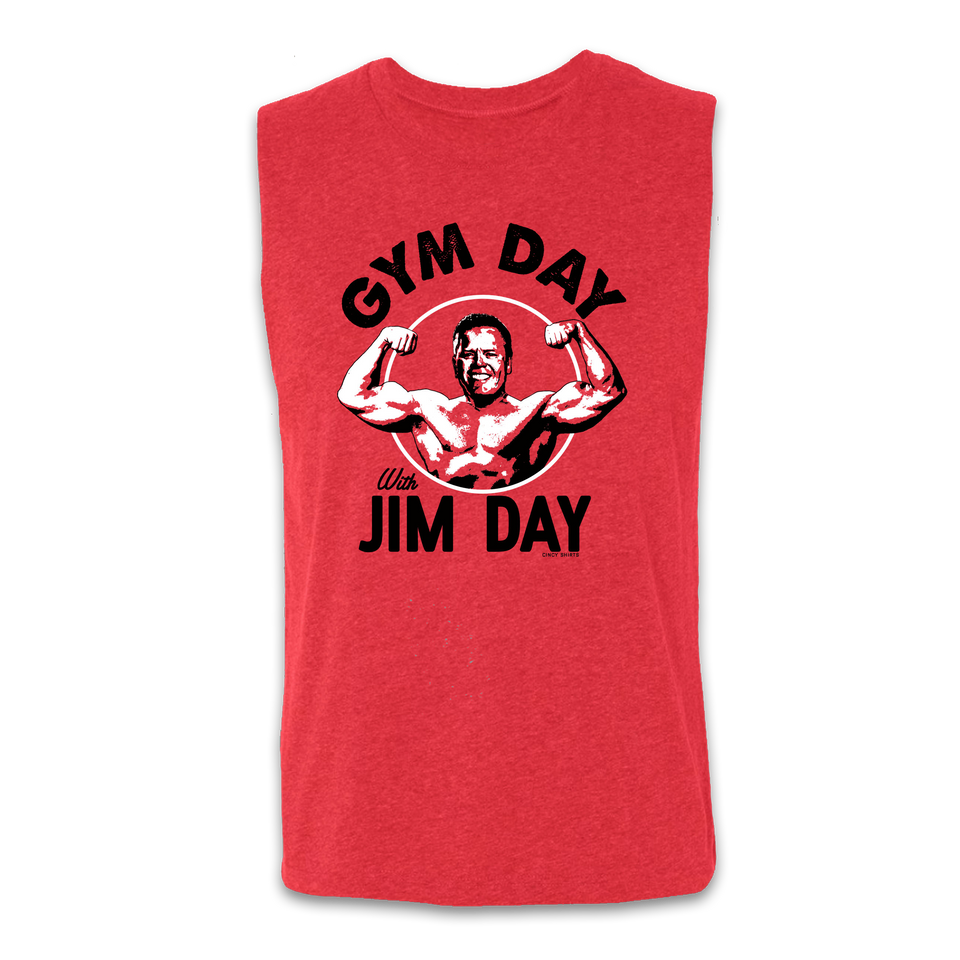 Gym Day Jim Day - Cincy Shirts