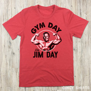 Gym Day Jim Day